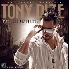 Tony Dize - Prometo Olvidarte MP3