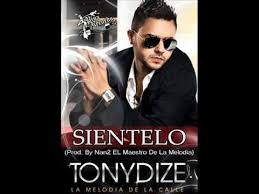 Tony Dize - Sientelo MP3
