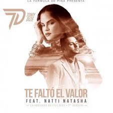 Tony Dize - Te Falto El Valor MP3
