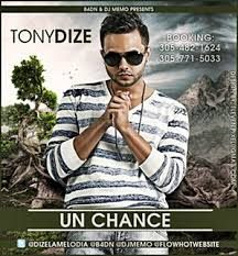 Tony Dize - Un Chance MP3