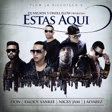 Zion Ft. Daddy Yankee, Nicky Jam, J Alvarez - Estas Aqui MP3