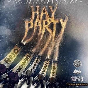 Ñejo Ft. Arcangel - Hay Party MP3
