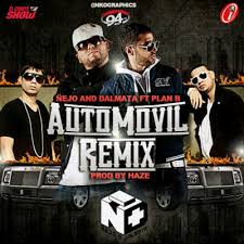 Ñejo Y Dalmata Ft. Plan B - Automovil (Remix) MP3
