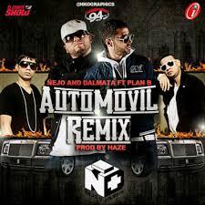 Ñejo Y Dalmata Ft. Plan B - Automovil (Remix) MP3