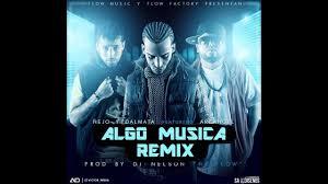 Ñejo y Dalmata Ft. Arcangel - Algo Musical MP3