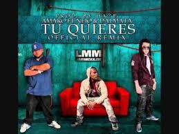 Amaro Ft. Nejo y Dalmata - Tu Quieres (Remix) MP3