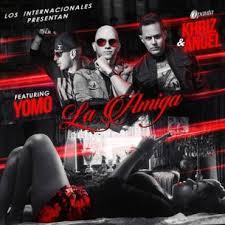 Angel Y Khriz Ft. Yomo - La Amiga MP3