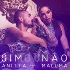 Anitta Ft Maluma - Sim Ou Ñao MP3