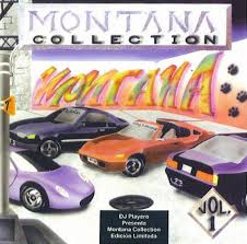 DJ Playero Presenta - Montana Collection Vol. 1 (1995) Album MP3