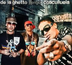De La Ghetto Ft. Ñengo Flow y Cosculluela - Gangsta (Remix) MP3