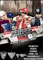 De La Ghetto Ft. Alex Kyza y Chyno Nyno y Ñengo Flow - Josiando Duro MP3