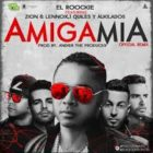 El Roockie Ft. Zion y Lennox, J Quiles Y Alkilados - Amiga Mia (Remix) MP3
