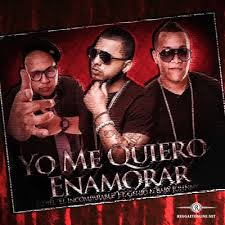 Genio y Baby Johnny Ft Jadiel - Yo Me Quiero Enamorar MP3