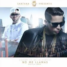 Gocho Ft. De La Ghetto - No Me Llamas MP3