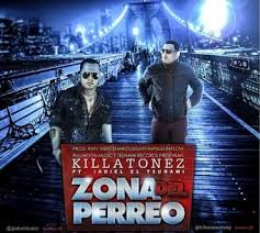 Killatonez Ft. Jadiel El Tsunami - Zona Del Perreo MP3