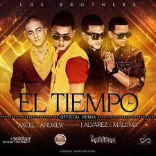 Maluma Ft. Axcel Y Andrew y J Alvarez - El Tiempo (Remix) MP3