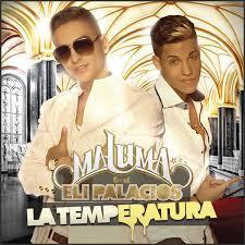 Maluma Ft. Eli Palacios - La Temperatura MP3