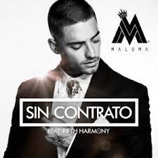 Maluma Ft. Fifth Harmony - Sin Contrato MP3