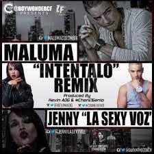 Maluma Ft. Jenny La Sexy Voz - Intentalo MP3