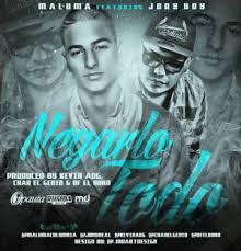 Maluma Ft. Jory Boy - Negarlo Todo MP3