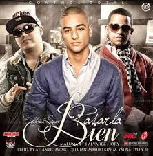 Maluma Ft. Jory Y J Alvarez - Pasarla Bien (Remix) MP3