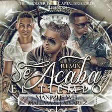 Maluma Ft. Maximus Wel y J Alvarez - Se Acaba El Tiempo (Remix) MP3