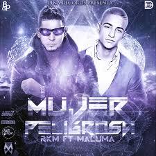 Maluma Ft. RKM - Mujer Peligrosa MP3