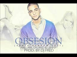 Maluma - Obsesion MP3