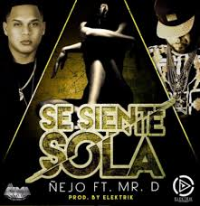 Nejo Ft. Mr. D - Se Siente Sola MP3