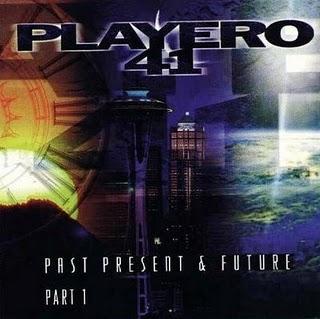 Playero 41 - Past Present & Future Album MP3
