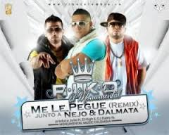 Riko Ft Ñejo y Dalmata - Me Le Pegue MP3