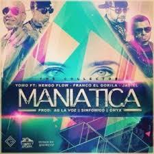 Yomo Ft. Ñengo Flow, Franco El Gorila Y Jadiel - Maniatica (Remix) MP3