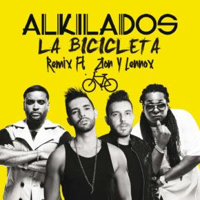 Alkilados Ft Zion & Lennox - La Bicicleta (Remix) MP3