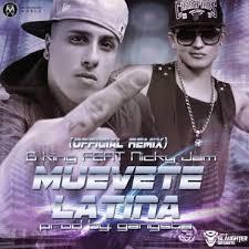 B King Ft. Nicky Jam - Muevete Latina MP3