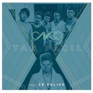 CNCO Ft. Ze Felipe - Tan Facil Remix