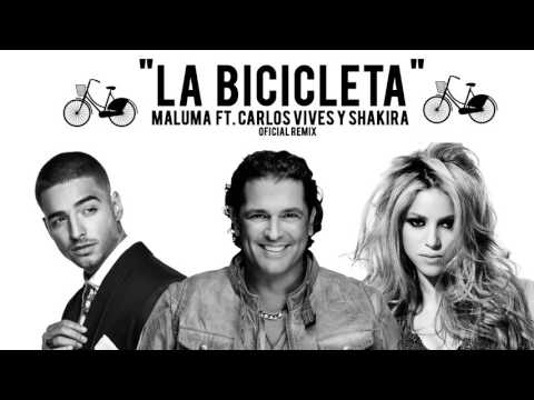 carlos vives shakira - la bicicleta mp3 descargar