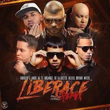 Farruko Ft. Anuel AA, De La Ghetto, Arcangel, Alexio La Bestia Y Bryant Myers - Liberace Remix