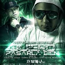Findy Ft. Nicky Jam - Quiero Pasarla Bien MP3