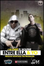 J Alvarez Ft WolFine - Entre Ella Y Yo MP3