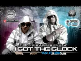 J Alvarez Ft. Delirious - I Got The Glock MP3
