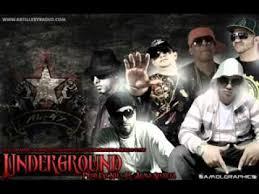 J Alvarez Ft. Lui-G, Ñengo Flow, Dalmata, Geo Guanabana y Chyno Nyno - Underground MP3