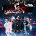 J Alvarez Ft. Luigi 21 Plus, Pusho, Dalmata, Ozuna Y Darkiel - Quiero Experimentar (Remix) MP3