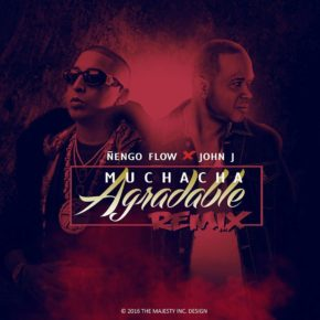 John Jay Ft. Ñengo Flow - Muchacha Agradable (Remix) MP3