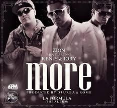 Ken Y Ft. Zion y Jory - More MP3