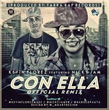 Kevin Florez Ft. Nicky Jam - Con Ella MP3