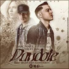 Magnate Ft. Nicky Jam - Dandote MP3