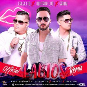 Montana La Voz Dotada Ft. Sammy Y Falsetto - Labios Remix