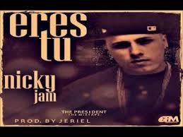 Nicky Jam - Eres Tu MP3
