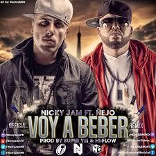 Nicky Jam Ft. Ñejo El Broky - Voy A Beber MP3