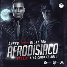 Nicky Jam Ft. Amaro - Afrodisiaco MP3